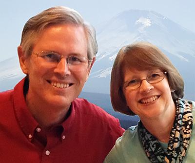 Gary and Barbara